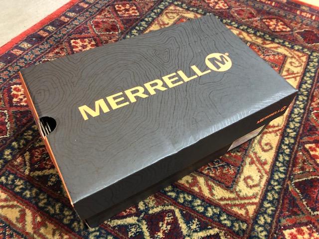 MERRELL ムートピアレースについて