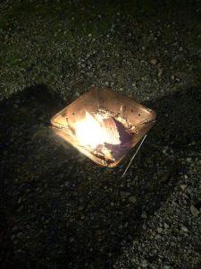 【焚き火】涼しくなってきたので焚き火を楽しむ