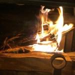 【寒い】薪ストーブの消費量が怖い