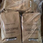 【コーヒー豆】楽天のゴールドコーヒーさんのコスパがハンパ無い件