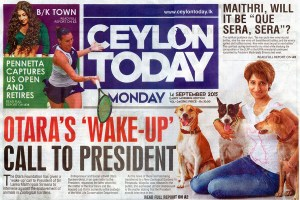 Otara Ceylon Today