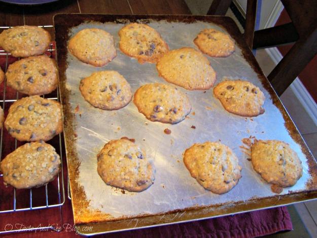 banana bread cookies 037