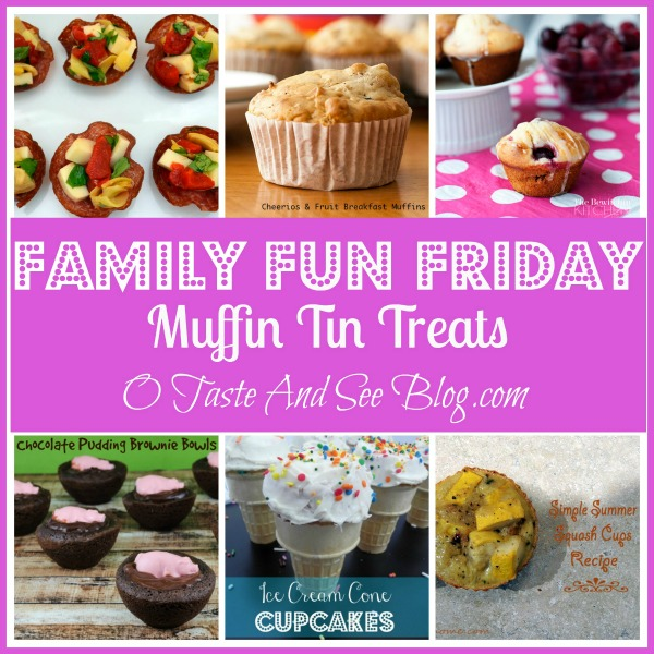 Muffin Tin Treats