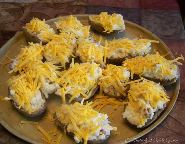 Twice Baked Potatoes 060