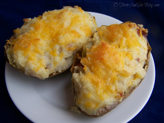 Twice Baked Potatoes 062