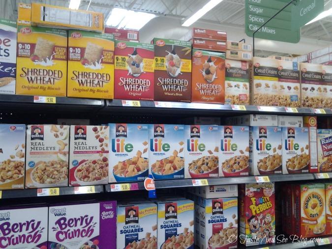 Quaker cereal #shop