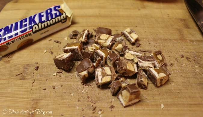 #WhenImHungry #ad SNICKERS