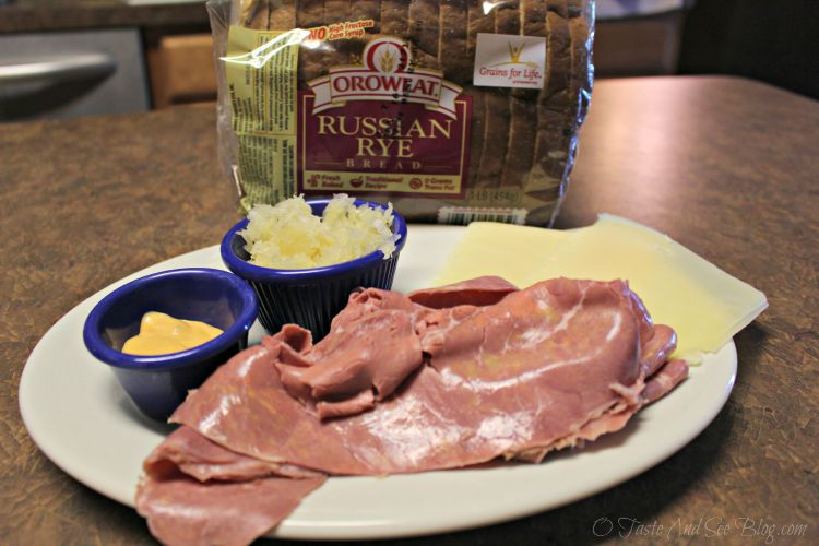 Reuben #America's Better Sandwich #ad
