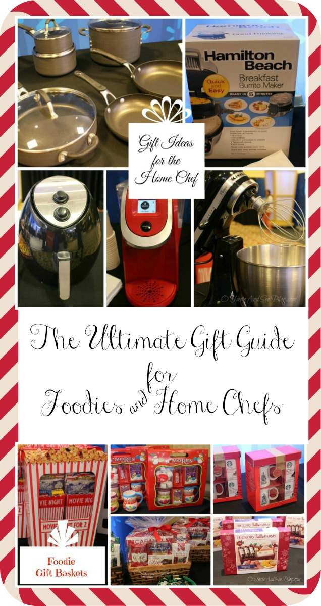 Ultimate Gift Guide for Foodies and Home Chefs AD #ChosenByKids #TheList