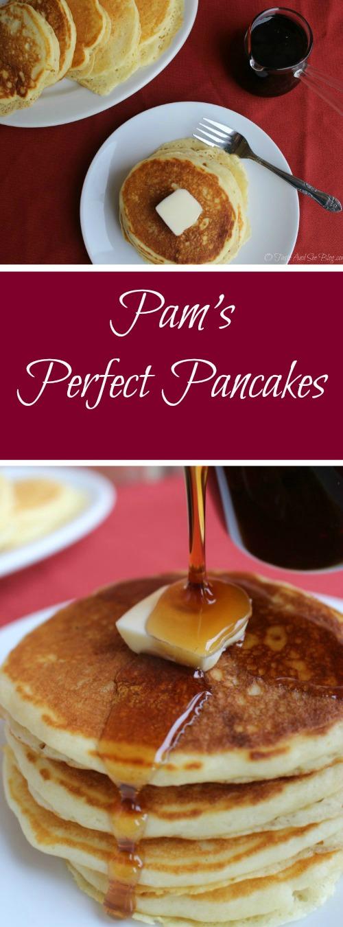 Pam's Perfect Pancakes