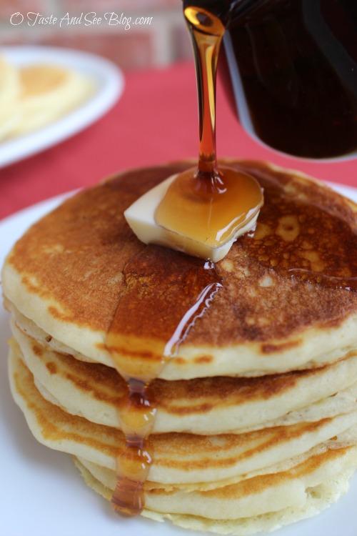 Perfect Pancake Recipe