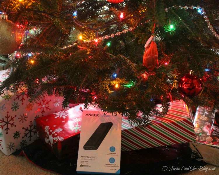 The Gift of Technology from ANKER #ANKERlove #ad