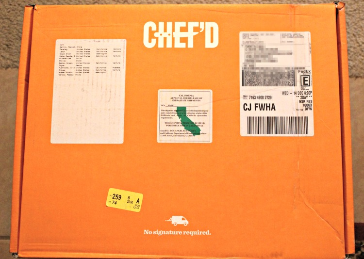 Time to Get Cooking #Chefd #ad