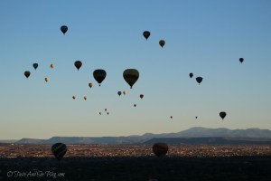 Albuquerque Balloon Fiesta 2017 #hosted