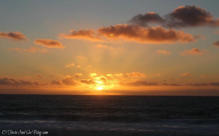 Sunset Carmel By The Sea
