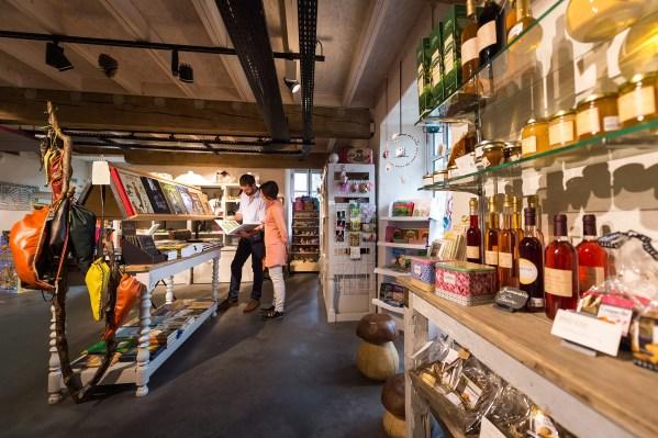 boutique de l'Office de Tourisme BERTIER Emmanuel 2