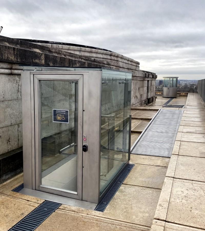 Relancer l'accessibilité des monuments