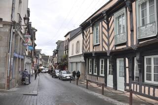 Patrimoine. Châteaugiron, une petite cité au caractère millénaire