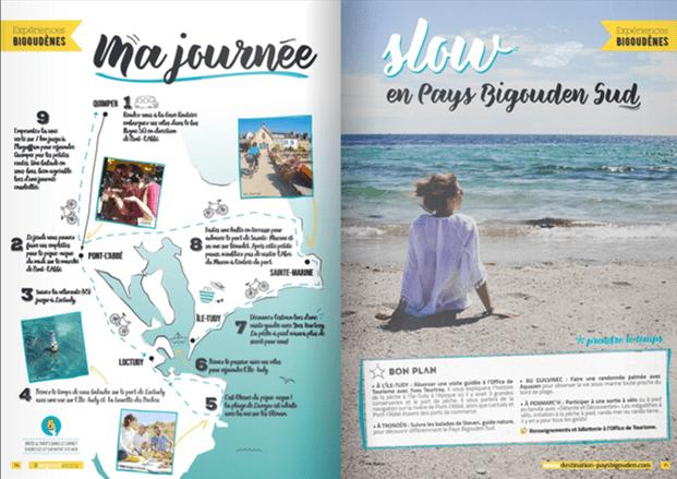 Magazine Destination Pays Bigouden Sud 2