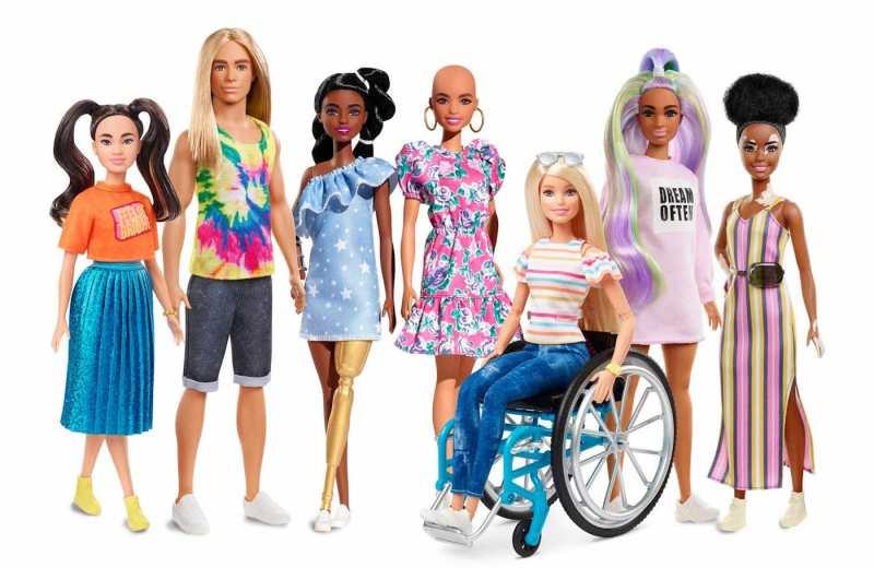 barbie collection diversite inclusion home 1