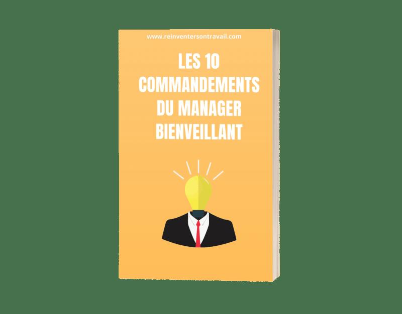 management bienveillant 3dcover