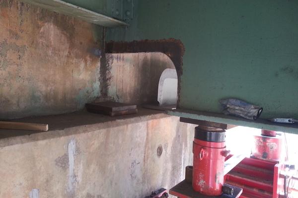 VDOT D10 Bridge Steel Repairs
