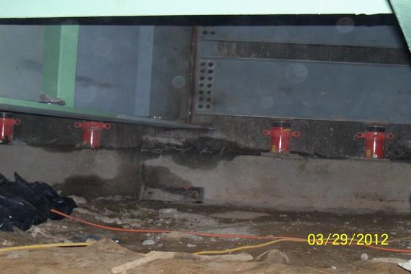 VDOT Sleepy Hollow Rd Bridge Steel Repairs#3JPG