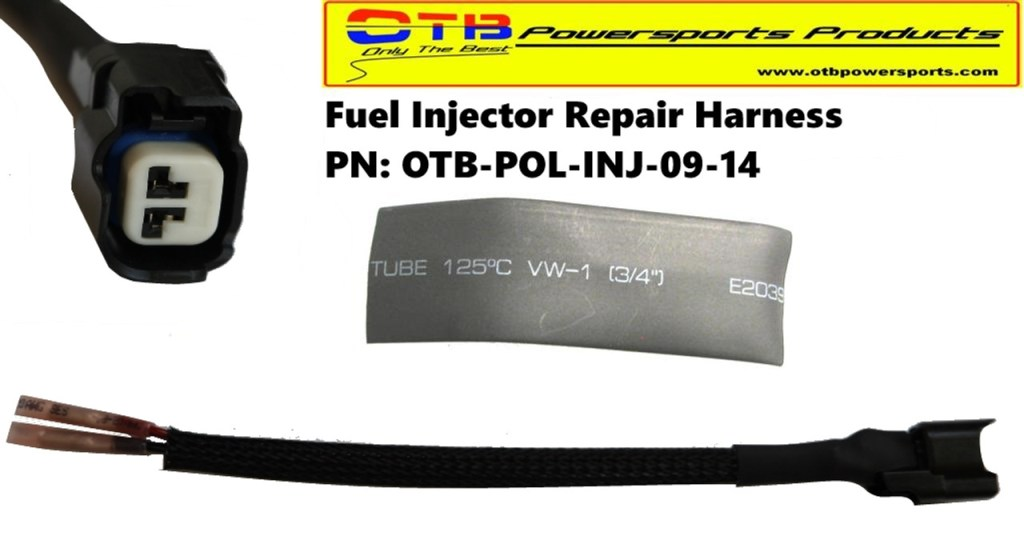 Fuel Injector Wiring Repair Harness