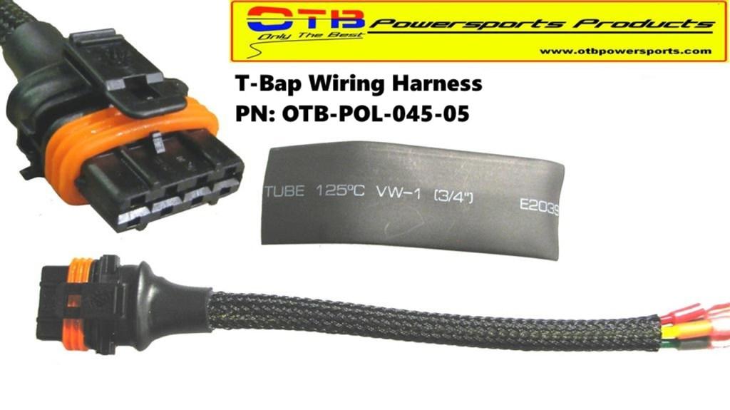 T-BAP Wiring Repair Harness