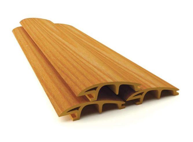 сайдинг из древесно-полимерного композита