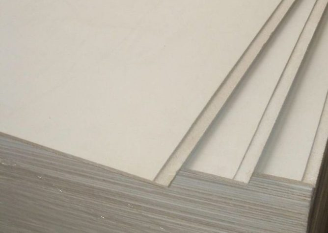 листы с пазами для сухой стяжки