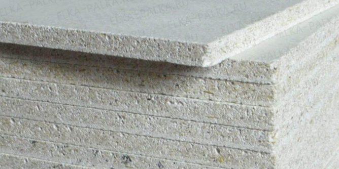 стекломагниевый лист в пачках