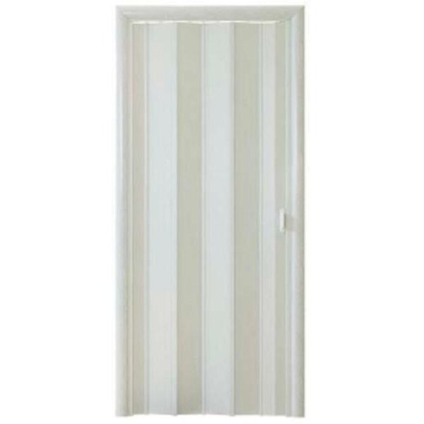 Дверь-гармошка Стиль «Серый ясень»