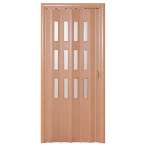 Дверь-гармошка Фаворит «Дуб старый»