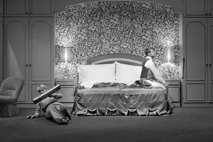 «King Size», режиссер Кристоф Марталер, Theater Basel, 2013