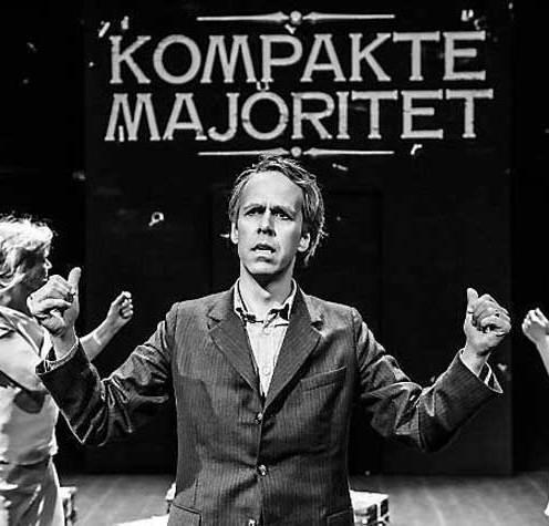 Фото:GISLE BJØRNEBY/TORSHOVTEATRET