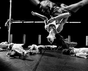 Кадр из фильма Вима Вандекейбуса «Румянец» («Blush»), 2005