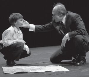 «Борис Годунов», режиссер Деклан Доннеллан, Международный театральный фестиваль им. А. П. Чехова, 2000