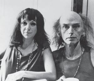 Джудит Малина (1926—2015) и Джулиан Бек (1925—1985), основатели и худруки легендарного The Living Theatre, 1980-е