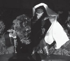 «Страхи царя Соломона» по роману Эмиля Ажара (Ромена Гари), режиссер Ирина Горелик, театр «Микро», Иерусалим
