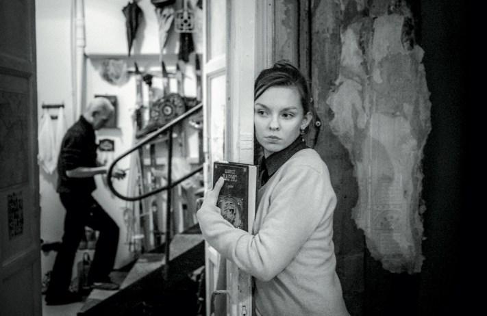 На премьере «Разговоров», проект «Квартира», 2017. © Фото Маргарита Новоселова