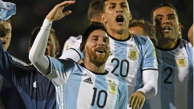 Photo of Messi Hat-trick fires Argentina to Russia 2018
