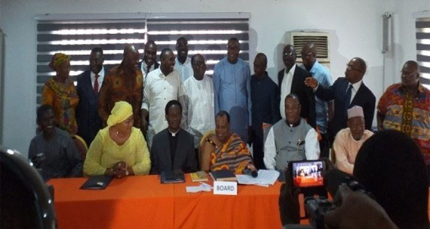Image result for peace council meet parties on vigilantism