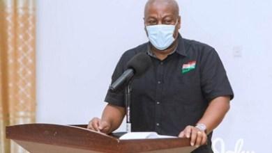 Photo of I will provide 250,000 jobs to the youth – Mahama promises Wa Chiefs