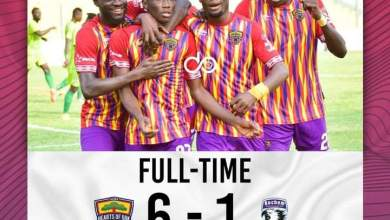 Photo of Hearts of Oak finalize 30-man squad for Africa campaign