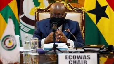 Photo of Akufo-Addo to lead ECOWAS meeting on Guinea situation today