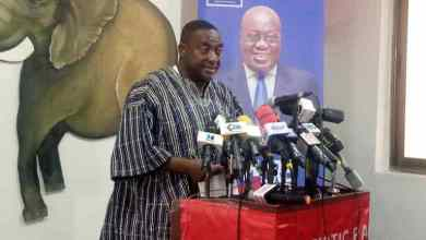 Photo of NPP to supporters: Be calm; respect Akufo-Addo's MMDCE nominees