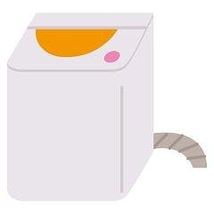 洗濯機の故障で脱水や排水できない原因とは?修理代はどのくらいかかる?
