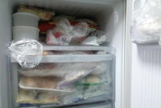 冷凍庫 霜取り方法