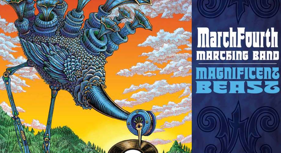 Magnificent Beast Cover